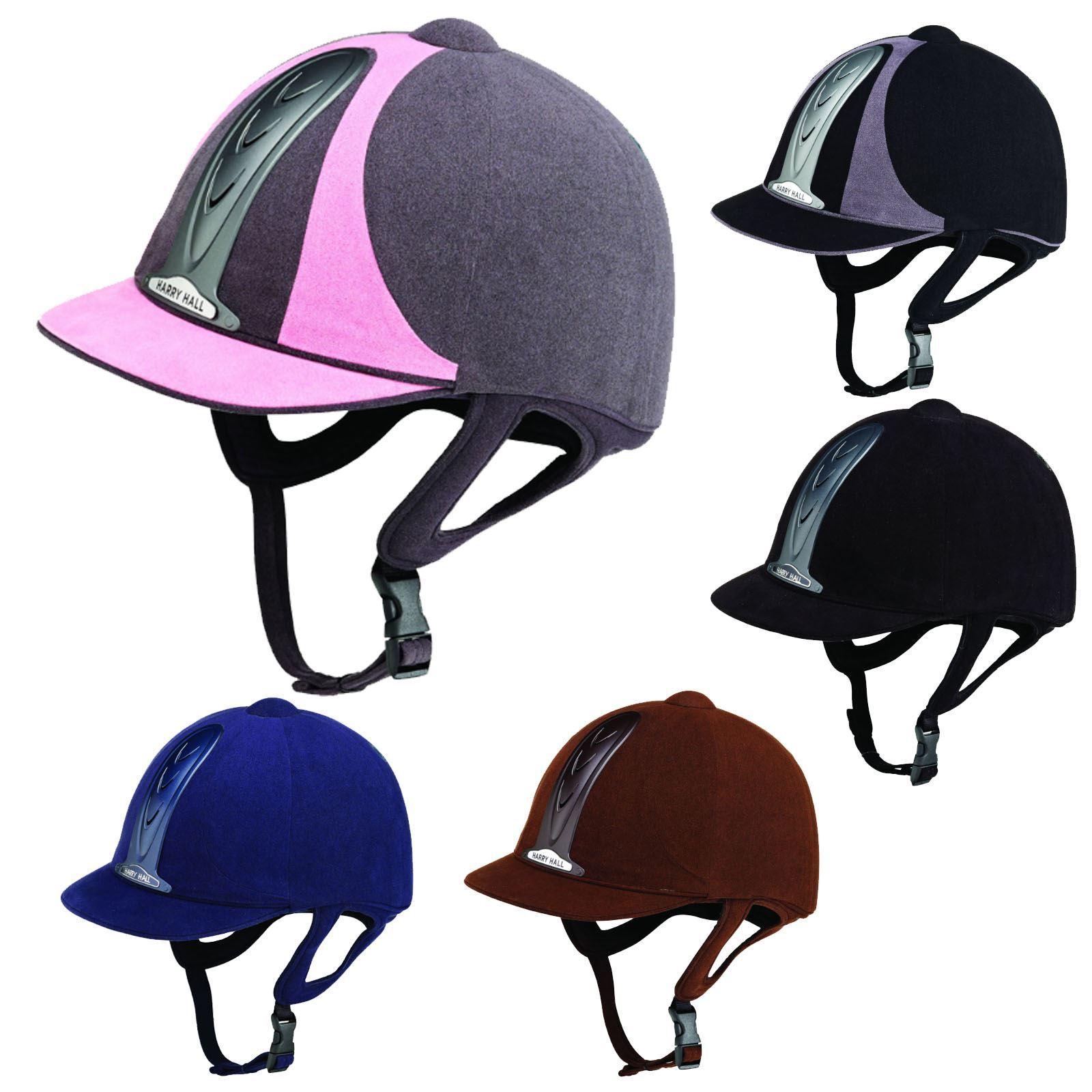 Harry Hall Legend  Junior BSI Kitemarked equestiran ligero sombrero de montar a caballo de la seguridad  alta calidad
