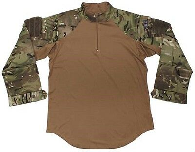 Britisch Uk Army Military Combat Shirt Mtp Hot Weather Hemd Xxl Xxlarge