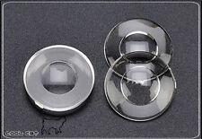☆╮Cool Cat╭☆【PI-P】Pullip/Taeyang Custom Flat Acrylic Chips W/Pupil Hole # Clear