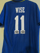 Chelsea 1996-1997 Wise 11 Home Football Shirt Size Extra Large XL /39719 mallot