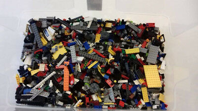 LOTTO LEGO TECHNIC 1KG PEZZI MISTI VARI LOTTI PULITI E SELEZIONATI