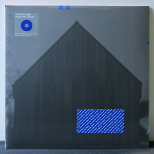 NATIONAL-039-Sleep-Well-Beast-039-Limited-Edition-Blue-Vinyl-2LP-Download-NEW-SEALED