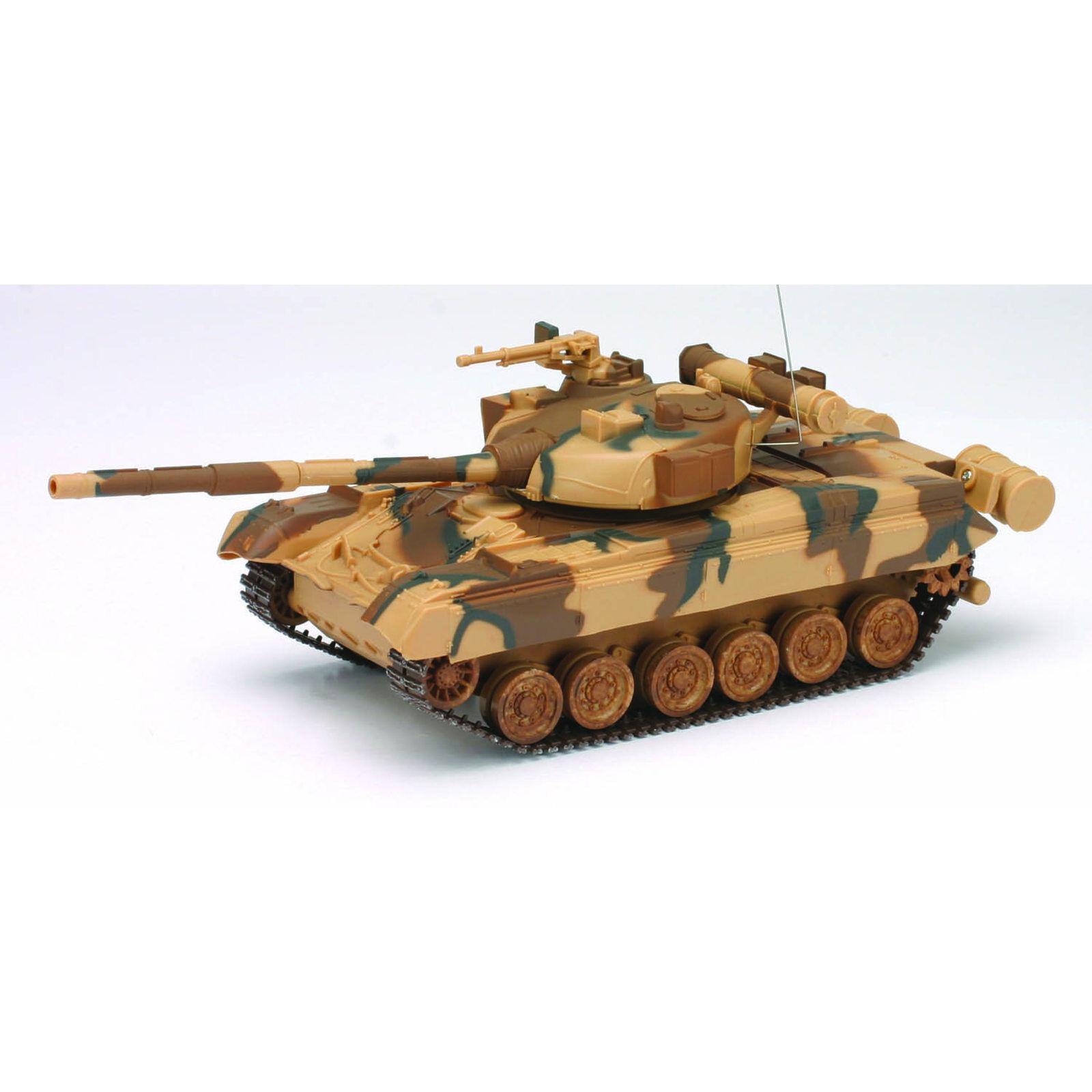 RC Panzer teledirigido 27mhz 1  3 2 HEAVY METAL