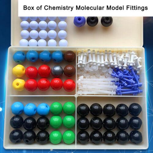 PP Chemistry Molecular Model Organic and Inorganic Modeling Set Teaching X8V3