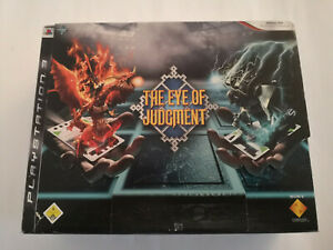 PLAYSTATION-3-PS3-The-Oeil-Of-Judgment-Emballage-D-039-Origine-Complet