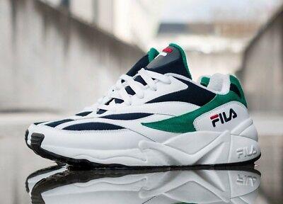 FILA VENOM 94 WHITE/NAVY FS1HTA3032X