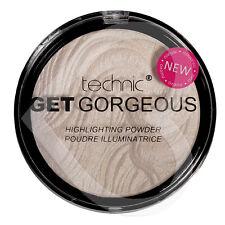 Technic ottenere splendidi evidenziando in polvere 12g Viso Illuminante Shimmer compatto