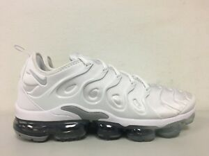 7859c5be7853c Nike Air Vapormax Plus White Pure Platinum Wolf Grey 924453-102 Mens ...