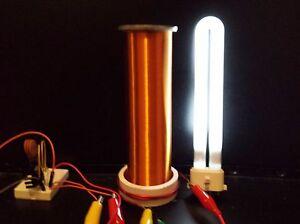 Sstc Large Tesla Coil Kit 769498547168 Ebay