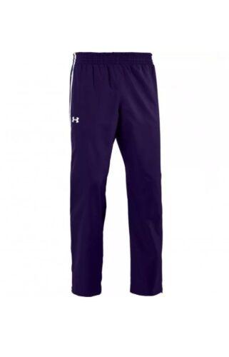 Under Armour UA Team PreGame Warm Up Sweat Pants Loose-SZ M /& LG Purple 1243090