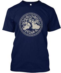 Custom-made-Tree-Of-Life-Hanes-Tagless-Tee-T-Shirt-Hanes-Tagless-Tee-T-Shirt