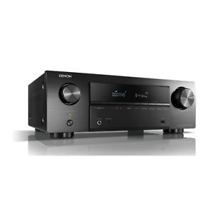 Denon-AVR-X550BT-5-2-AV-Receiver-Bluetooth-5x-HDMI-4K-HDR-Schwarz