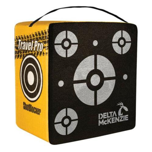Delta McKenzie Archery Shot Blocker Travel Pro Layered Target Mo Foam Technology