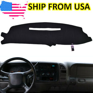 For-Chevrolet-Silverado-1500-1997-1998-Dashmat-Dash-Mat-Dashboard-Cover