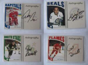 2004-05-ITG-Franchise-A-CBN-Curt-Bennett-autograph-auto-RARE-atlanta-flames