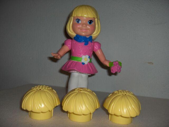Kenner Play Doh 1991 Hair Do Dolly Girl Cut Style Play Set Instructions Inc Ebay