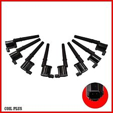 Set of 8 Ignition Coil Pack Ford Falcon BA BF FG XR8 FPV GS GT GT-P 5.4L 32V