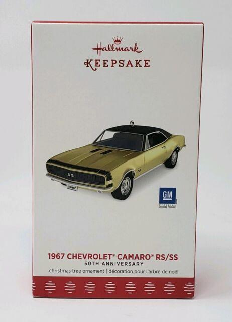 1967 Chevrolet Camaro RS//SS Hallmark Ornament 2017