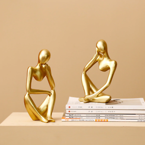 Nordic Abstract Character Creative Home Decoration Decor Gift Statue Sculpture Ebay