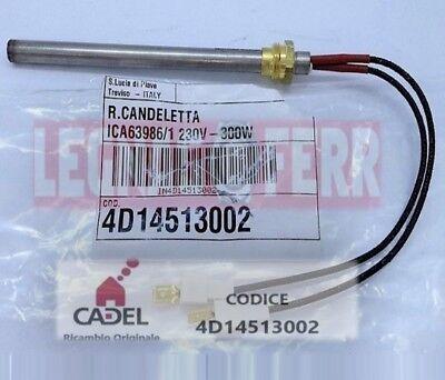 Iniziativa Candeletta Resistenza Accensione Cadel Cloe 300 W 230 V Originale 4d14513002 Costo Moderato
