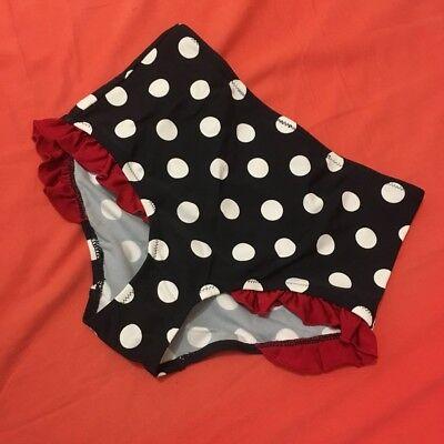 #slip Donna #bikini #costume A Vita Alta Pourmoi? Tg 10 (40/42) Top Angurie