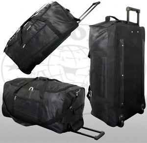 trolley tasche reisetasche mit rollen u teleskopgriff. Black Bedroom Furniture Sets. Home Design Ideas
