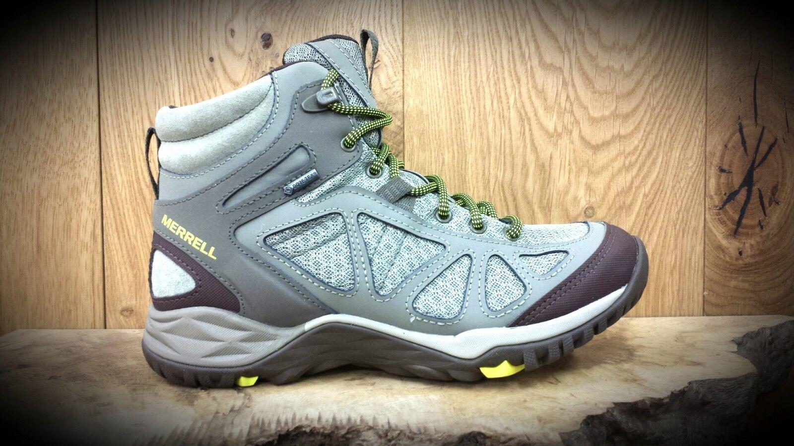 MERRELL    Siren Sport Q2    Womens Walking Boots GORE-TEX    NEW