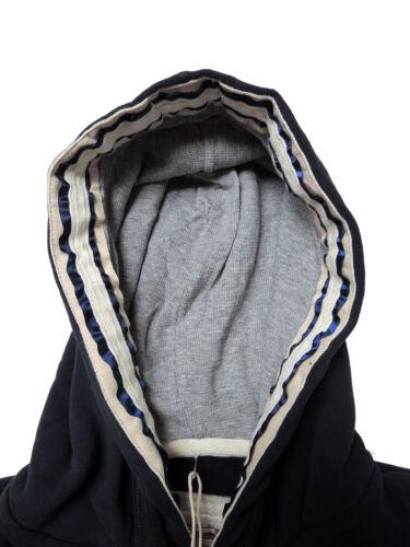 GoodYear Premium Hoodie Blue Sweatshirt ALL AMERICAN Auto Hot-Rod Kapuzenpulli
