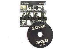 Outsiders Jesse Malin  Promo Collectible Slipcase