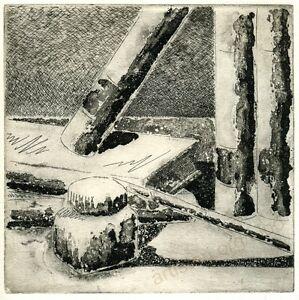 Artisteri-Llop-034-Libros-4-034-grabado-aguafuerte-original