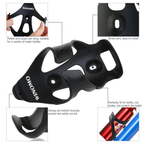 Cycling Water Bottle Holder Rack For MTB Road Bike Bottle Cage Accessory