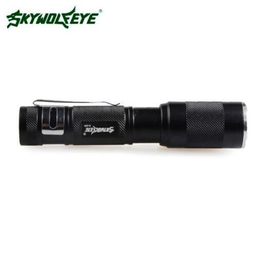 Zoomable 6000Lumens 5 Modes  XM-L T6 LED 18650 Flashlight Torch Lamp Light
