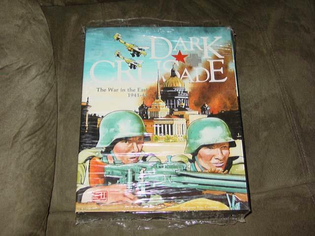 3W - DARK CRUSADE - Kriget i östra 1941-45 Ryska fronten (SEALD)