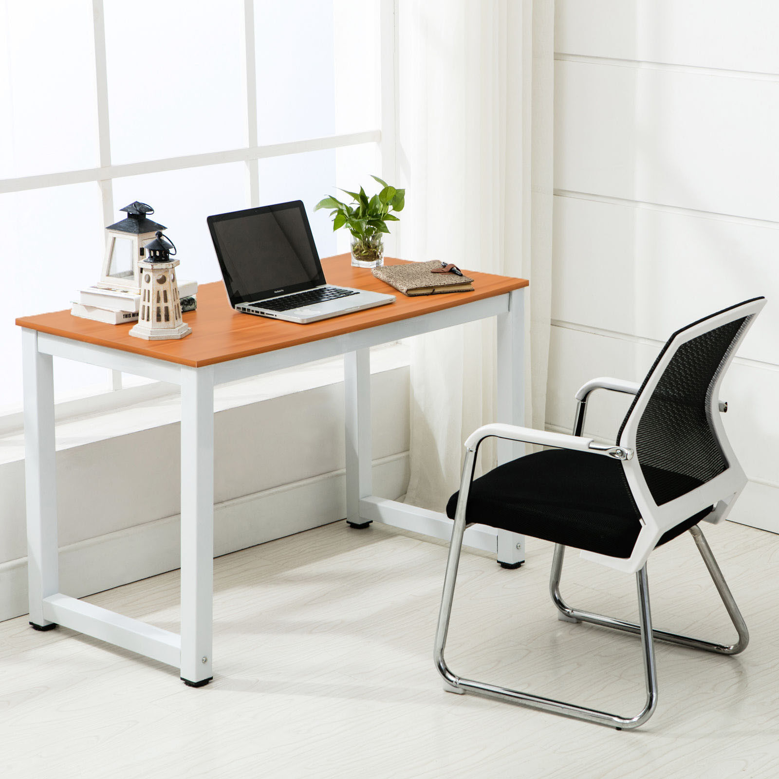 If You Are Looking For A Desk Your Office This L Shaped Desktop Computer Might Be Good Choice It S Made Of High Quality Mdf And Iron