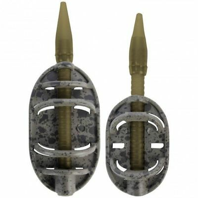 Preston  type 30g Swim Feeder In-Line Flat banjo Feeder choose your qty