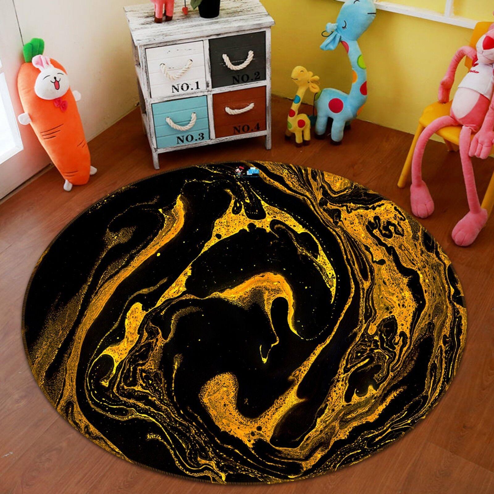 3D dinamico dell'acqua WAVE 2 tappetino antiscivolo tappeto camera tappetino tappeto rossoondo elegante foto Regno Unito