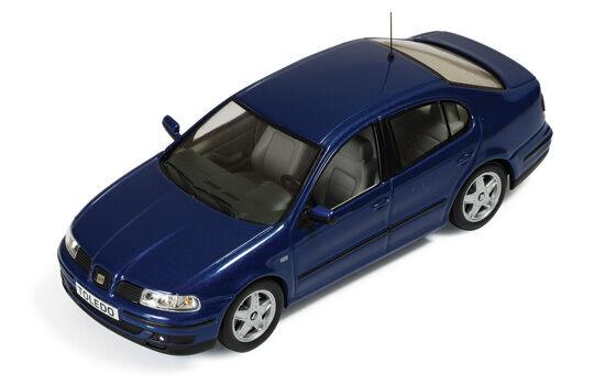 primera reputación de los clientes primero Seat Toledo  azul  1999 1999 1999 (IXO 1 43   MOC113)  buena calidad