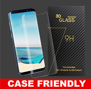 For-Samsung-Galaxy-S9-3D-Full-Curved-Tempered-Glass-LCD-Screen-Protector-Clear