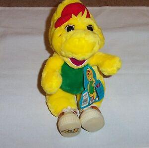 1994 Vintage BJ Stuffed Animal Barney and Friends