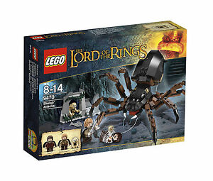 Lego The Lord of the rings la embuscade de Shelob (9470) 							 							</span>