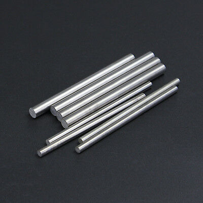 1 pcs 250MM Titanium Ti Grade 5 Gr.5 GR5 Rod Round Bar, Diameter 3mm to 100mm