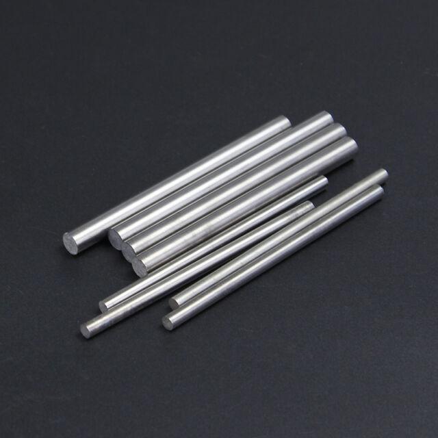 1 pcs 250MM Titanium Ti Grade 5 Gr.5 GR5 Rod Round Bar, Diameter 3mm to 100mm
