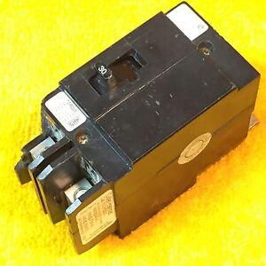 TESTED CUTLER HAMMER GHB2030 GHB 2P 480//277V 30 AMP BOLT ON CIRCUIT BREAKER