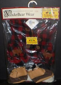CORNELIUS-VANDERBEAR-THE-ADIRONDACK-COLLECTION-ALL-SPRUCED-UP-OUTFIT-5402