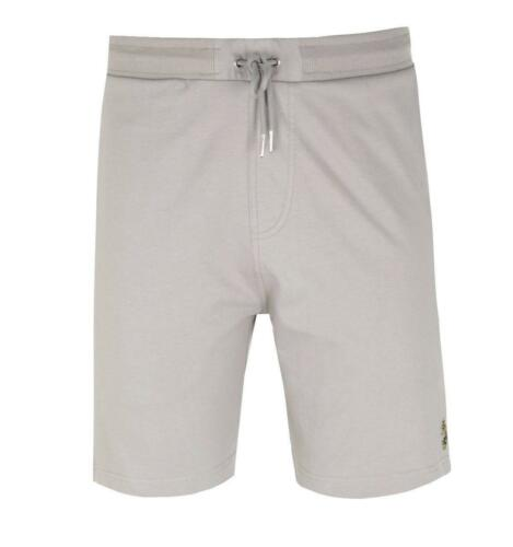 Luke 1977 Grey Marl Sweat Shorts