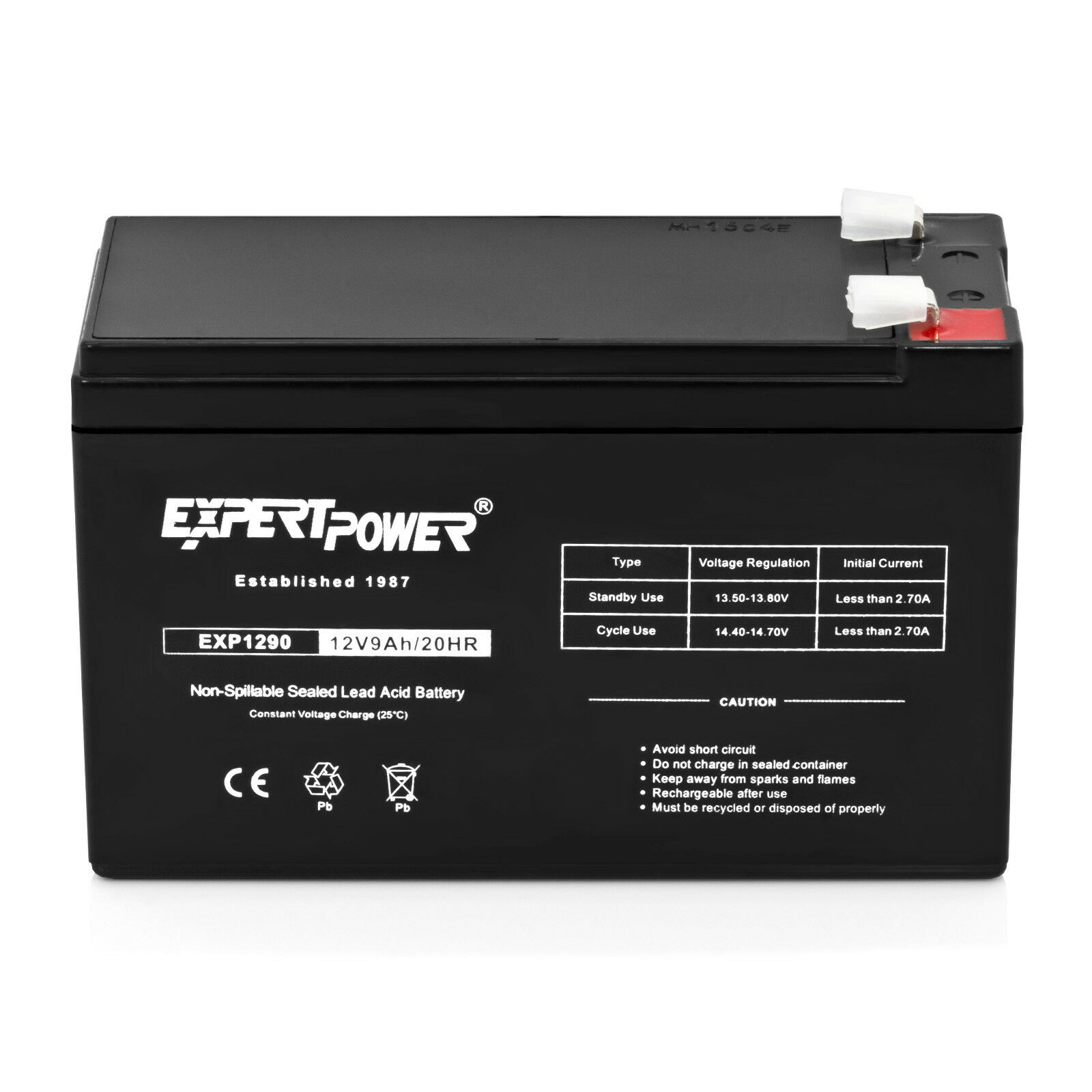 BN600R High Capacity 9 Amp Compatible Replacement Battery Kit APC Back-UPS NS 600