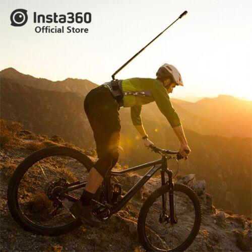 Insta360 ONE X Back Waist Belt Bar Cycling *Invisible Selfie Stick* Camera MOUNT