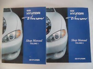 Hyundai coupe tiburon (2001-08) service manual wiring.