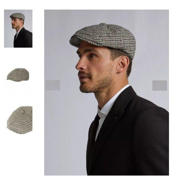 ! nuevo!! oferta! Burton crudo PUPPYTOOTH impresión Panadero Sombrero
