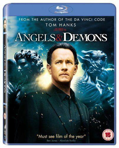 1 of 1 - Angels & Demons (Extended Cut) [Blu-ray] [2009] - DVD  2YVG The Cheap Fast Free